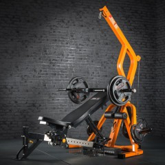 megatec triplex workout station