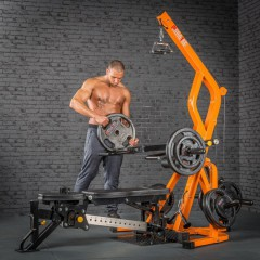 megatec triplex workout station1
