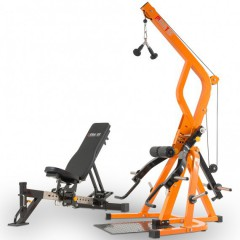 megatec triplex workout station6