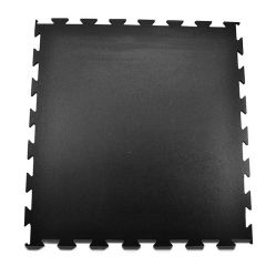 Gumové puzzle černé