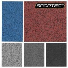 Sportovní podlahy  se 100% obsahem EPDM
