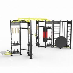 Vybavení posiloven na funkční trénink