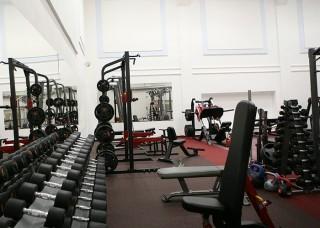 Realizace Meka Fitness Rudná