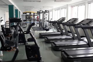 Kompletní realizace PS Fitness Brno